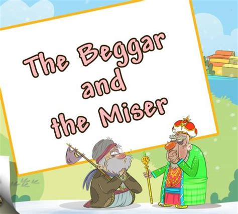 moral of new year story the beggar and the miser bedtimeshortstories