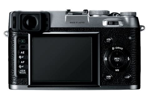 fuji x100s best price fujifilm unveils the finepix x100 a beautiful rangefinder