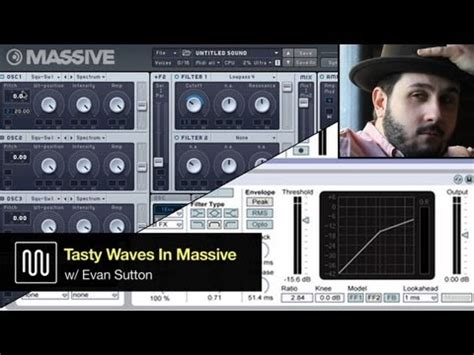tutorial php native full video massive tutorial sound design w native