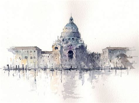 watercolor tutorial architecture 25 best ideas about watercolor sketch on pinterest