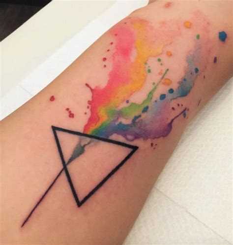 prism tattoo 189 best pink floyd images on