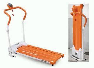 Alat Olahraga Jalan Kaki alat olahraga jalan lari treadmill elektrik 1 fungsi