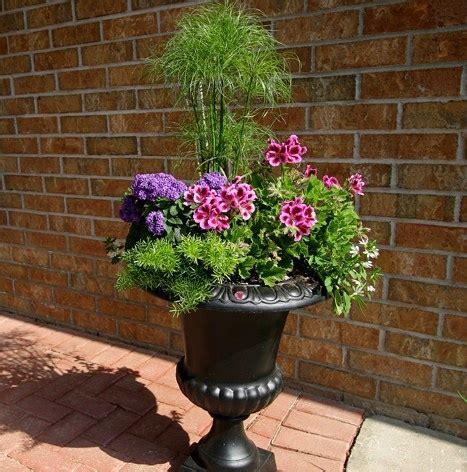 Summer Planter Ideas by Summer Planter Decorative Landscapes Ideas