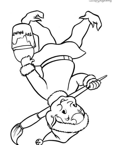 funny elf coloring pages elf on a shelf coloring pages coloring home