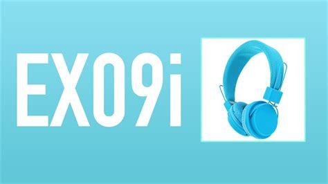 Headphone Ex09i ex09i headphones