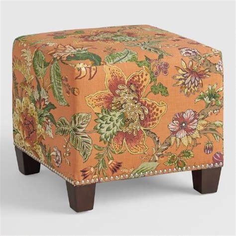 thin ottoman garrison mckenzie upholstered ottoman world market