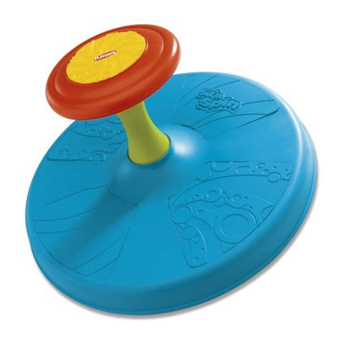 new playskool play favorites sit n spin free shipping