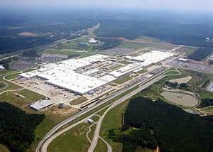 At Mercedes Plant In Alabama Daimler Invests 2 Billion In Alabama Plant