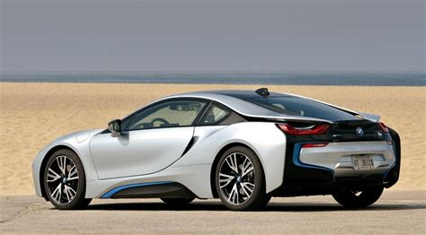 BMW i8 supercar (2014) review by CAR Magazine