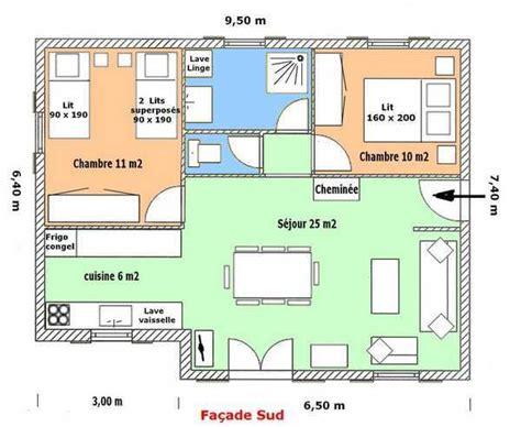 house plan chalet of vixard