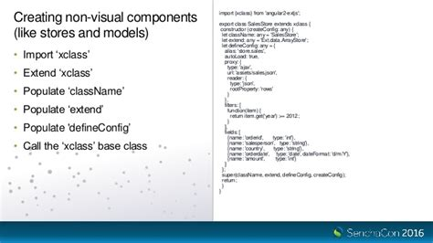 extjs layout event senchacon 2016 want to use ext js components with angular