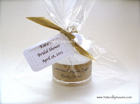 spa party favors naturally susan parlour