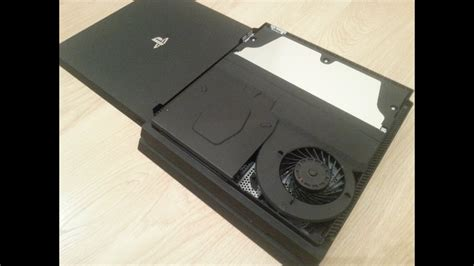 how to clean a fan how to clean ps4 pro s fan avoid overheating and loud