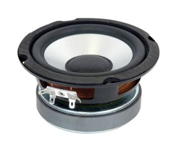 Speaker Woofer 5 Inch new 5 quot woofer replacement speaker 8 ohm five inch home audio monitor midrange ebay
