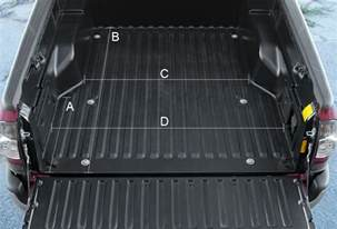 Toyota Tundra Bed Dimensions Bed Dimensions Of 2016 Tacoma World