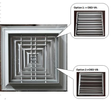 air conditioning ceiling diffusers grihon ac vent covers