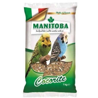 manitoba mixture for budgies birds 1 kg nappets