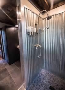 Steel Shower Bath The 25 Best Ideas About Galvanized Shower On Pinterest