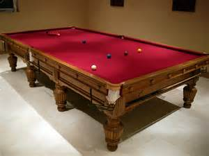 Snooker Table Dimensions Pool And Snooker Tips And Tricks