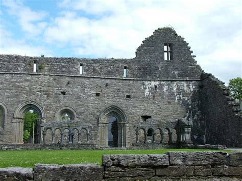 Our Unforgettable Visit To Cong Abbey Ruins In Ireland