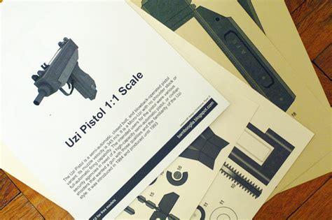 Papercraft Props - pepakura prop agenda
