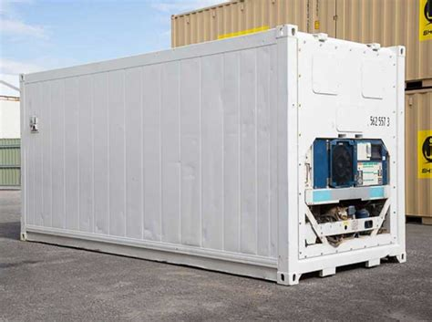Freezer Container refrigerated shipping containers
