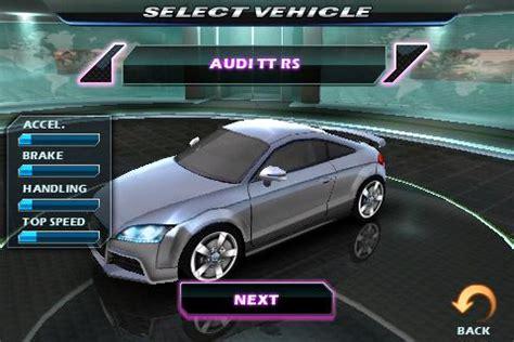 Audi Spiele by Automobile Audi Tt