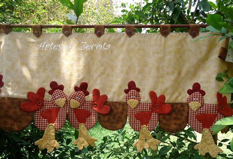 Bando Galon band 244 de cortina galinhas country no elo7 artes da