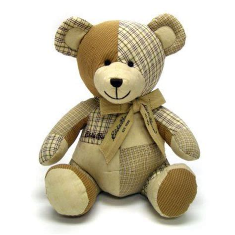 How To Make A Patchwork Teddy - the world s catalog of ideas