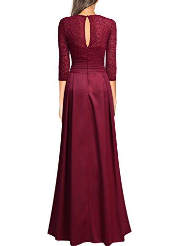 Dress Maxi Blouse Jersey Abu Motif Timbul miusol s retro floral lace halter ruched wedding