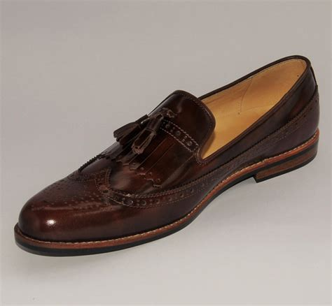 means loafers s designer wall st tassel loafers