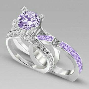 Eheringe Lila by 25 Best Ideas About Purple Wedding Rings On