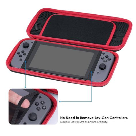 Gamesir Controller Portable Carrying Storage Protective T0310 gamesir nintendo switch travel hardshell carrying for switch portable protective