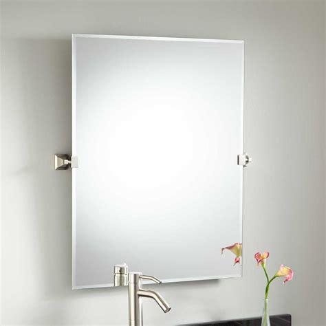 Tilting Mirror For Bathroom 36 Quot Karolynne Rectangular Tilting Mirror Mirror Bathroom Bathroom Mirrors And Bathroom