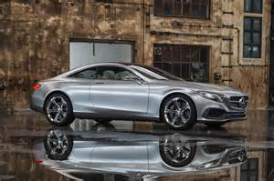 mercedes s class coupe concept look motor trend