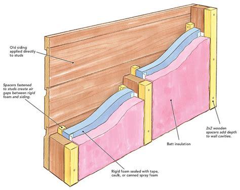 approaches  insulating walls  sheathing sbc