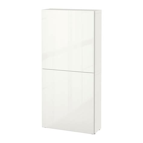 besta storage cabinet best 197 wall cabinet with 2 doors white selsviken high