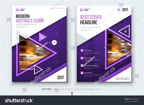 information design journal founded purple modern magazine design corporate business stock