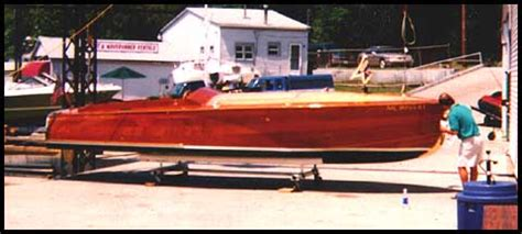 hutchinson boat builders profile bruce hutchinson boat builder by robert anthony