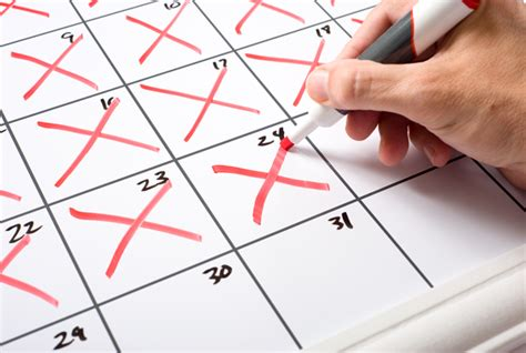 Counting Calendar Days Cancer Patients Find Meaning In The Ritual Of