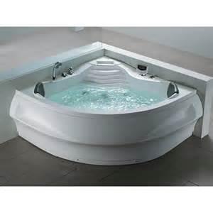 baignoire d angle baignoire baln 233 o hydromassage et