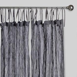 world market smocked curtains white smocked top cotton curtains set of 2 world market