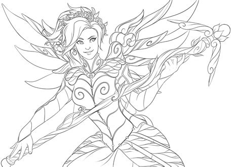 libro overwatch coloring book resultado de imagen para overwatch coloring pages mercy coloring pages and pencils