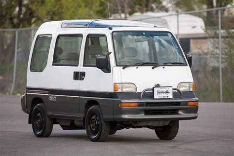 subaru domingo 1996 subaru domingo sumo microvan right drive