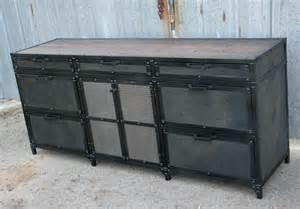 Combine 9 industrial furniture industrial file cabinet