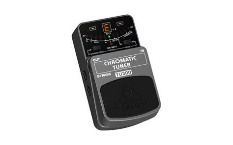 Behringer Tu300 Bass Guitar Tuner Effects Pedal behringer tu300 chromatic tuner pedal mooloolaba