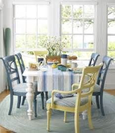 Cottage Style Dining Room Furniture Beach House Decor Ideas For Beach House Decorating