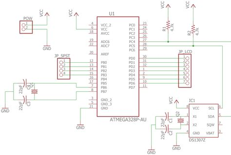 pcb layout engineer definition atmega pcb design questions electrical engineering