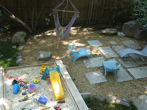 Kid Friendly Backyard Landscaping by 187 Rocks Are Kid Friendly Landscape Design Ideas