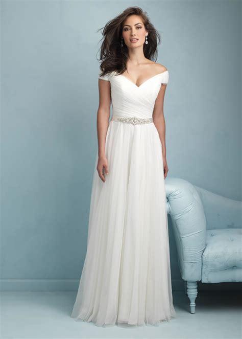 26 Best Off Shoulder Bridal Dresses   EverAfterGuide